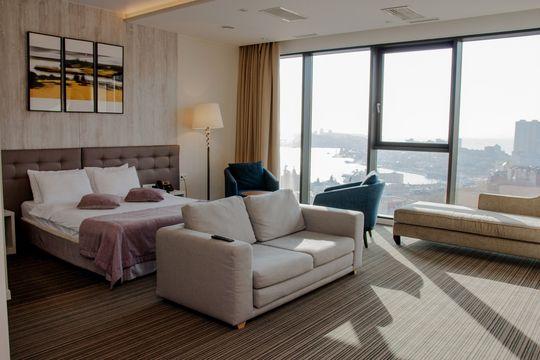 Превью-изображение компании «City View Hotel»