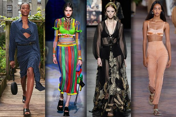 Модный гид по трендам на весну–лето 2021