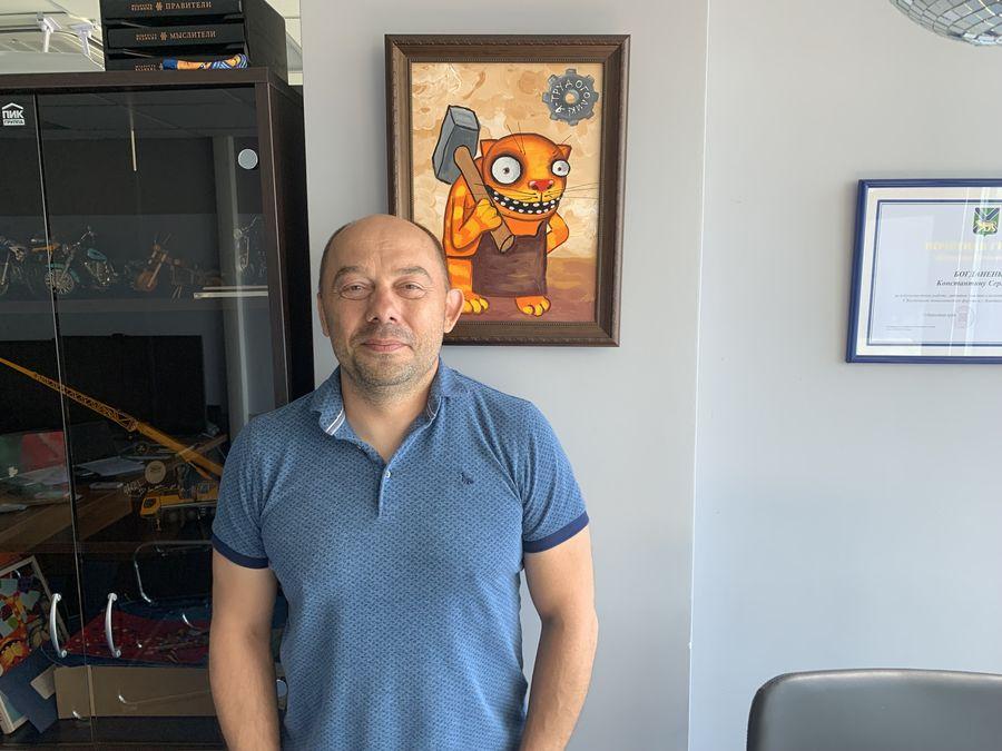 "Константин Богданенко: ""Мы готовы к большим проектам"""