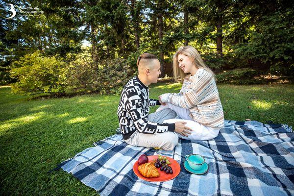 «На пикник!»: лучшие места для осеннего отдыха