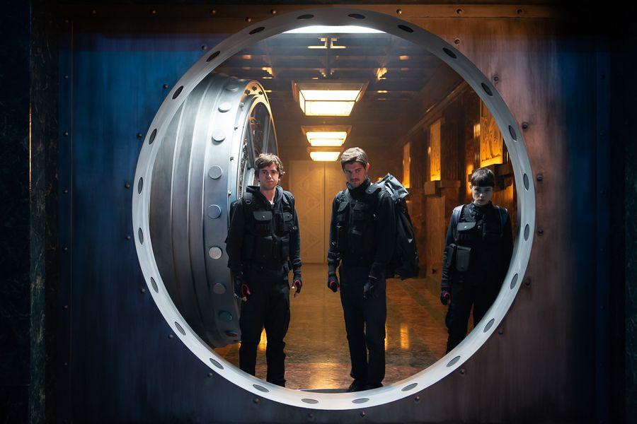 Жизнь свиньи, виртуальная страсть и ограбление банка – что посмотреть в кинотеатрах?