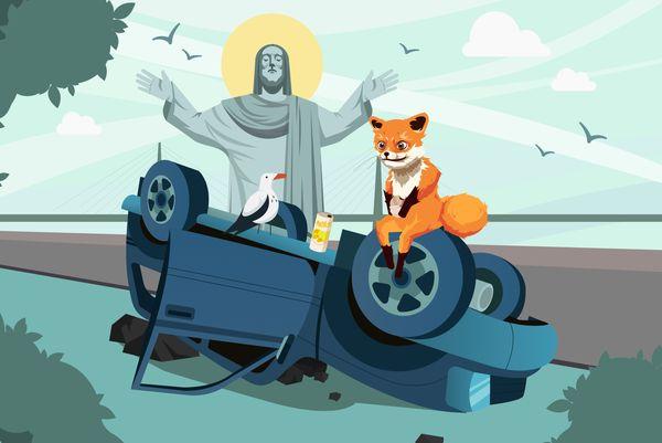 Упоротый лис и девчонки в юбчонках: неслучившиеся памятники Владивостока
