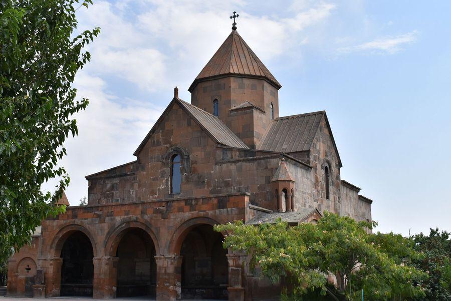 Ереван – древний и молодой