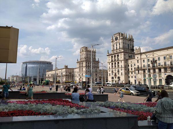Минск: Советский Союз 2.0