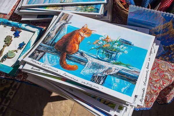 Мартовские коты и ручные чайки: главные весенние выставки
