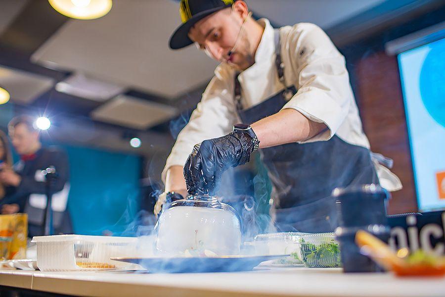 Кухня без запретов: шоу здоровой еды во Владивостоке