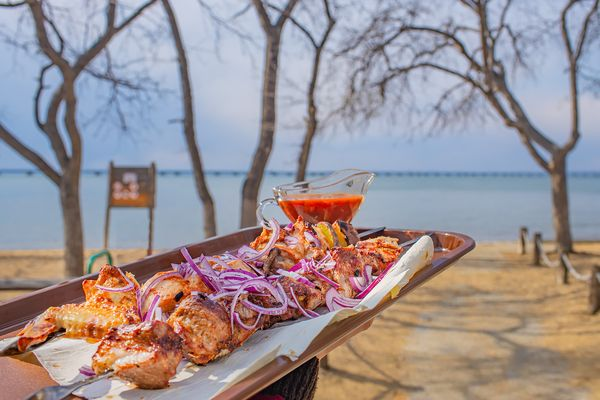 Топ-6 мест для барбекю во Владивостоке