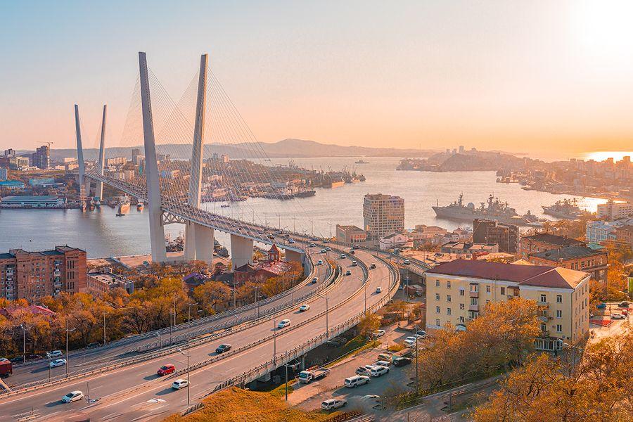 От края до края, или приключения южан во Владивостоке