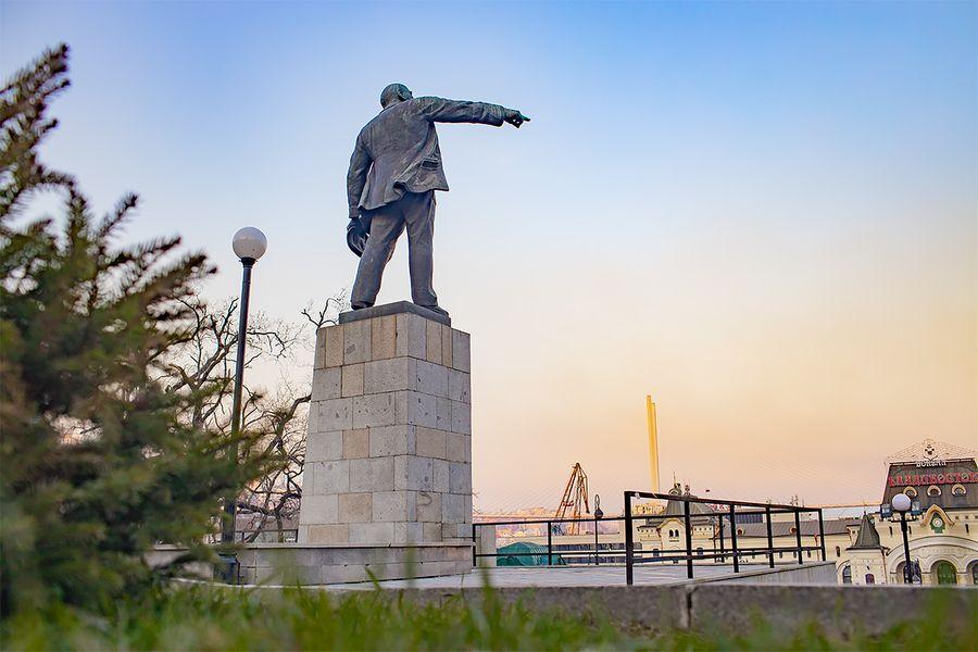 Ленин и Владивосток: как связаны Ильич и город нашенский