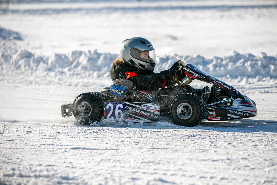 Картинг: большие гонки маленьких машин