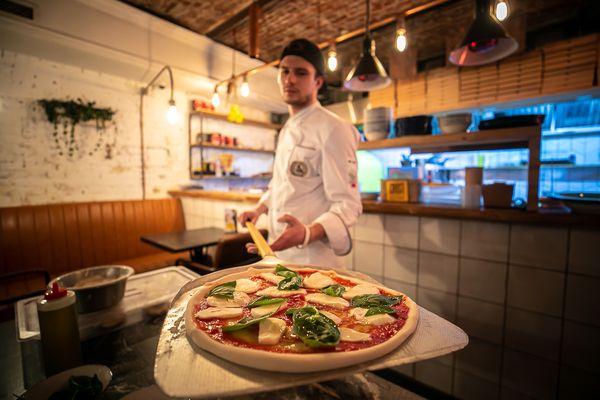 Пиццафест во Владивостоке: том ям, утка и авокадо