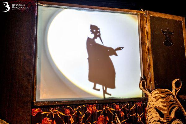 Свет, тень и чудо: единственный на Дальнем Востоке театр теней открыл сезон