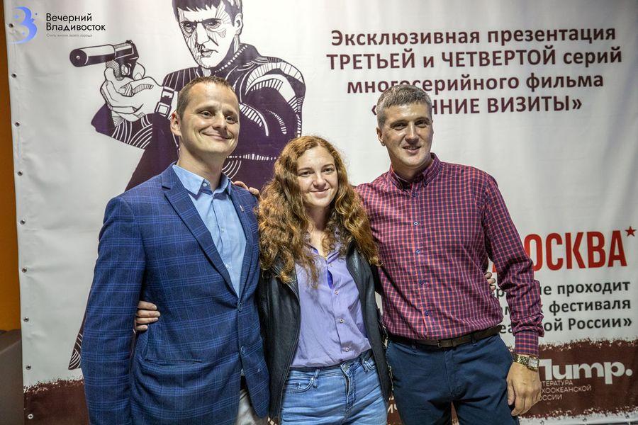 Фантастика в городе: во Владивостоке снова показывают местное кино