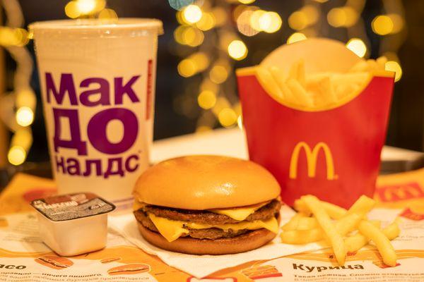 Ветер перемен: как McDonald's «взял» Дальний Восток