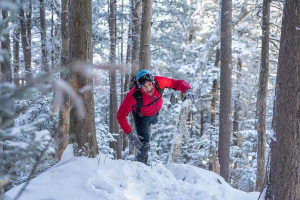 Приморский скайраннинг: забег на Фалазу через снег и стужу