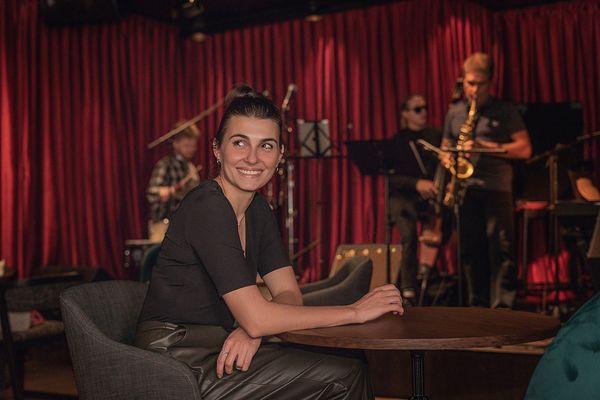 Соня Ахоян: «Джаз-бар «Syncopa» – это рискованный проект»