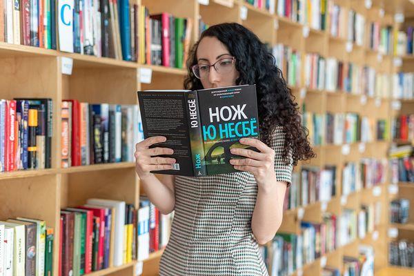 Кто и что читает в библиотеках Владивостока