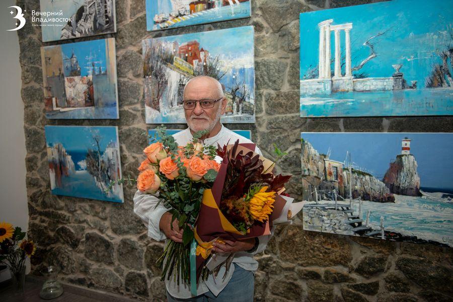 Сергей Черкасов, последний романтик Владивостока