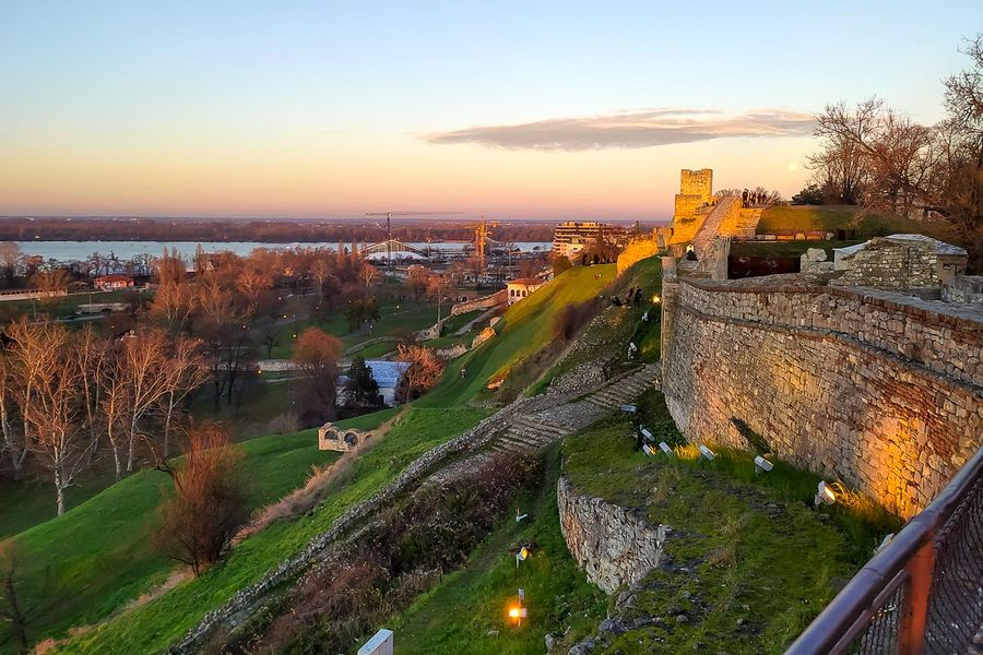 Сербия: доступная «старая» Европа и белградский Владивосток