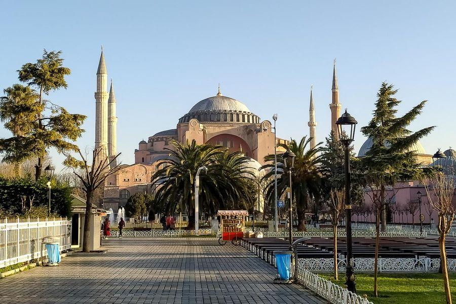 Стамбул: город моря, мечетей и кошек