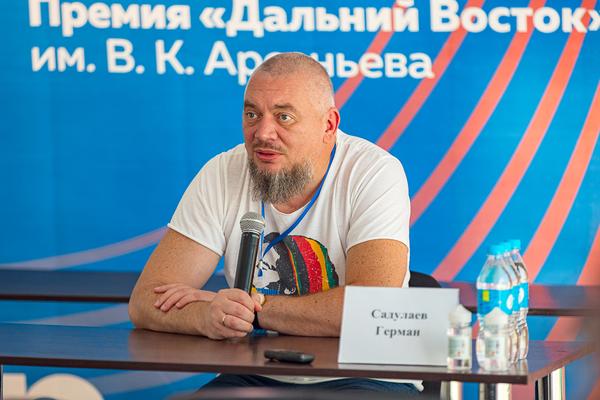 Герман Садулаев: «России нужно присоединить к себе Танзанию»