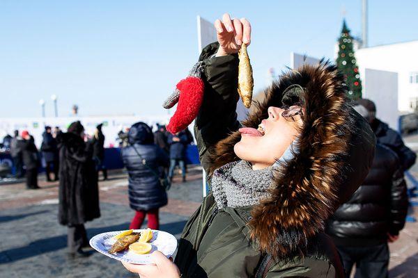 «Народная рыбалка» во Владивостоке: ловим, жарим и едим