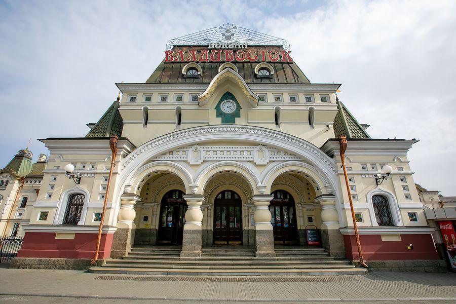 Топ-10 красивых зданий Владивостока