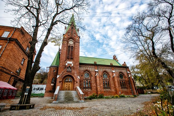 «Дом с призраками» и «Замок любви»: открываем Владивосток