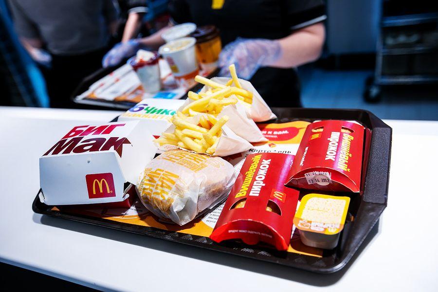 Только так, и это «Биг Мак»: спустя 30 лет «Макдоналдс» – во Владивостоке!