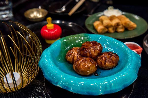 Еда со смыслом: китайские новогодние традиции в Zuma