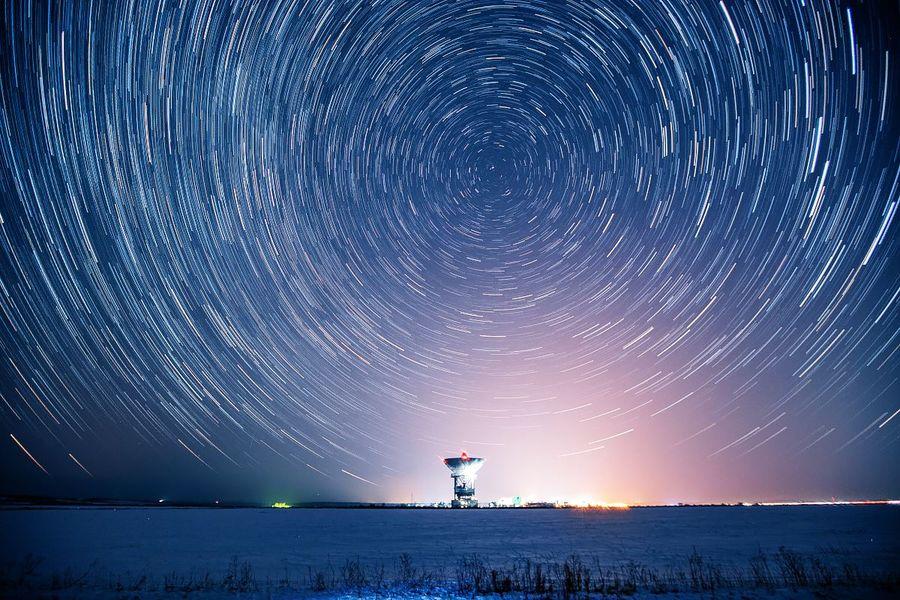 Космос вас ждёт: метеорный дождь в новолуние