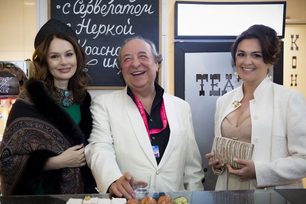 Лица «Меридианов»: фоторепортаж с 18-го Международного кинофестиваля