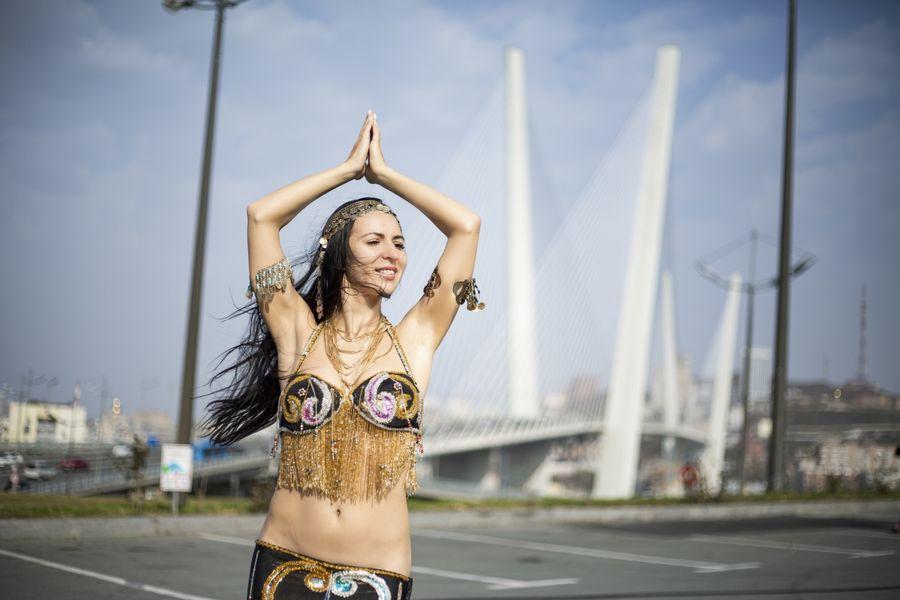 Танец живота: пробуждаем сексуальную энергию