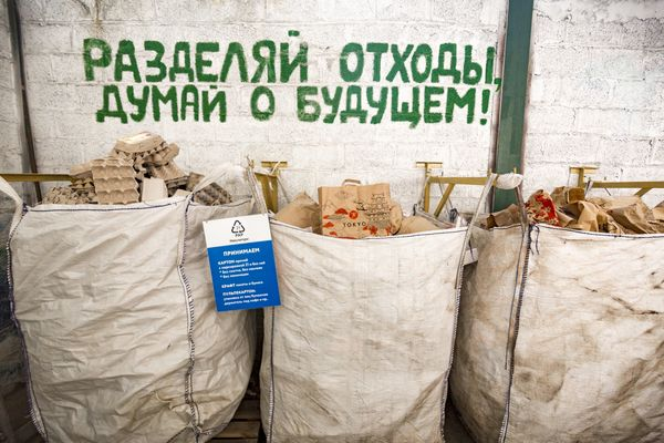 Разделяй и сокращай: эко-тренд добрался до Владивостока