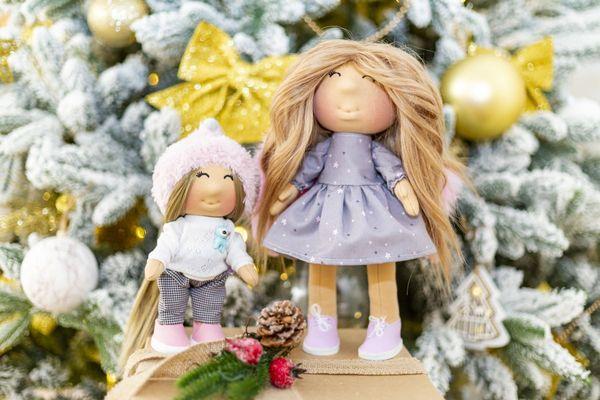 Мы родом из детства: кукольный мир Маруси Черниковой