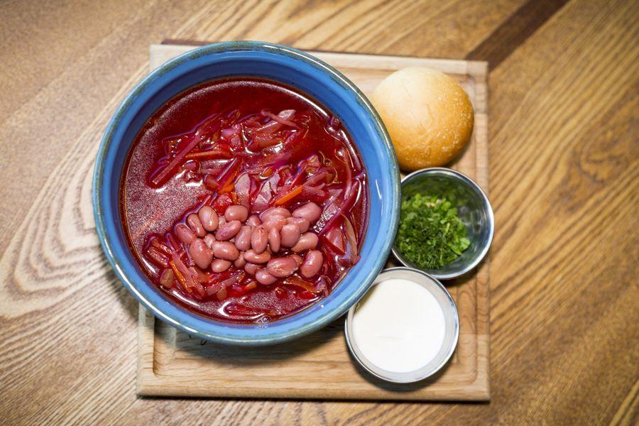Вегетарианский борщ: апгрейд культового блюда