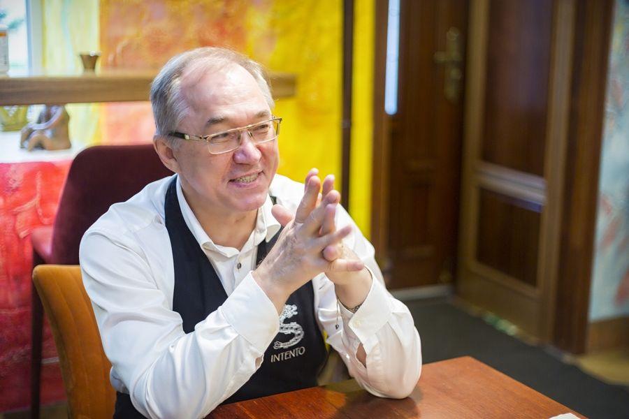 Владивостокский ресторатор: «Еда должна быть счастливой»