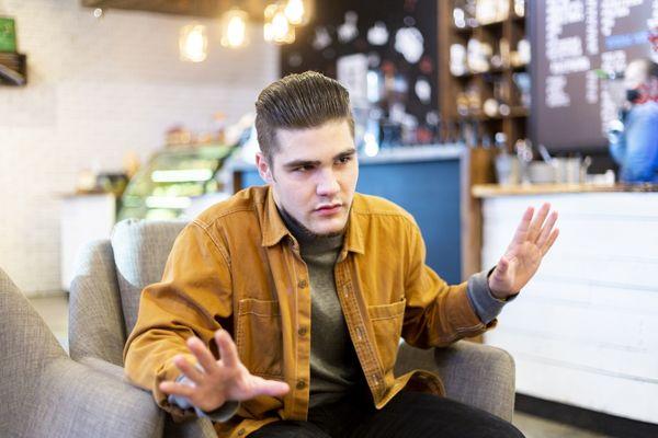 Пиарщик Алексей Дыба: Я не хочу быть «одним из»