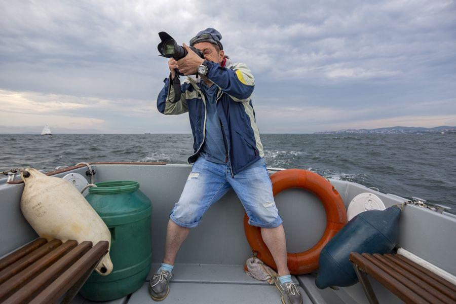 Игорь Бессараб: «Мои фотографии разлетелись от Чугуевки до Нью-Йорка»