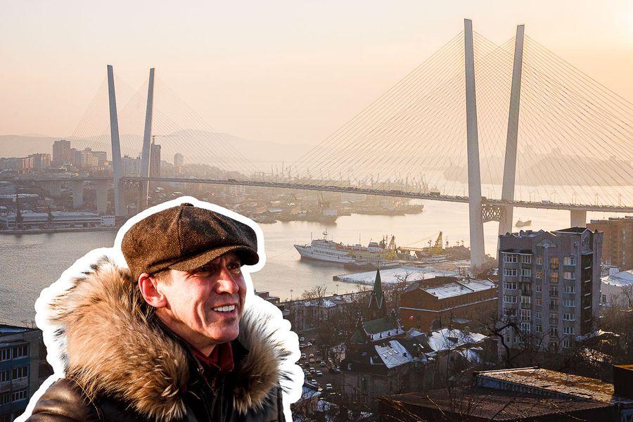 Прогулка по Владивостоку с Игорем Елистратовым