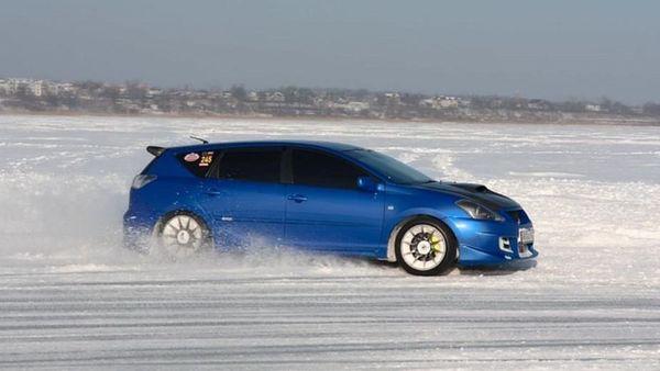 Третий этап зимних гонок «Ice Rally» прошёл в Приморье