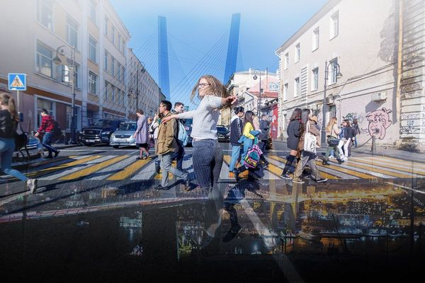 «Орлинка», Набережная или Русский мост – какое ты место в городе?
