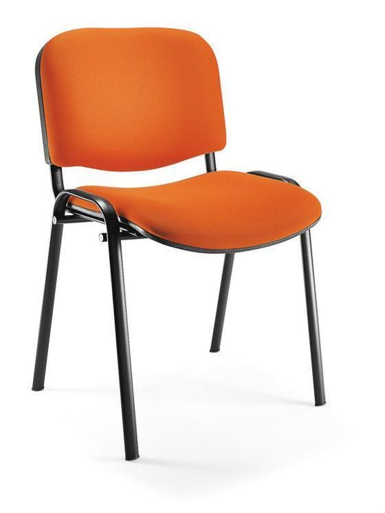 Цвет ОранжЧерные ножки, оранжевая ткань