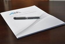 Подписываем договор на услуги сопровождения→