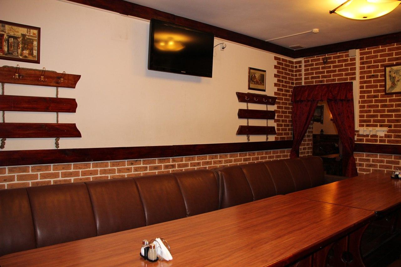VIP-зал Кантри - вместимость до 20 человек