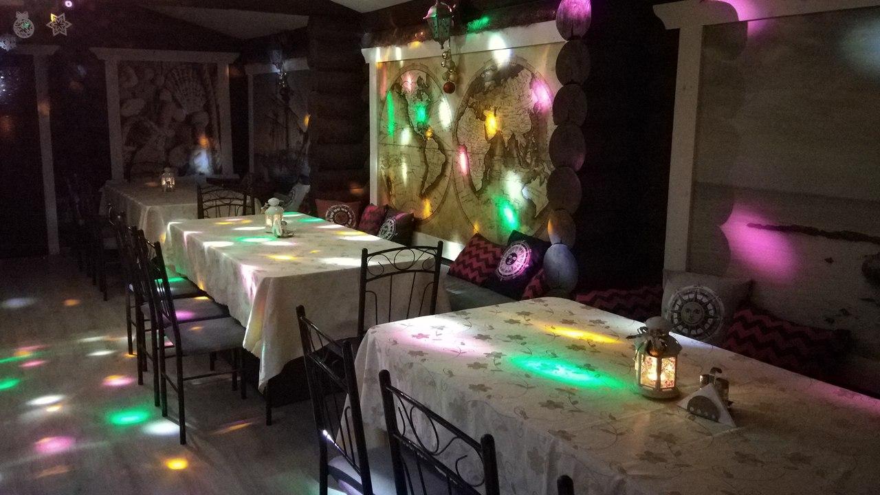 Домик в Нашем кафе - вместимость до 30 человек