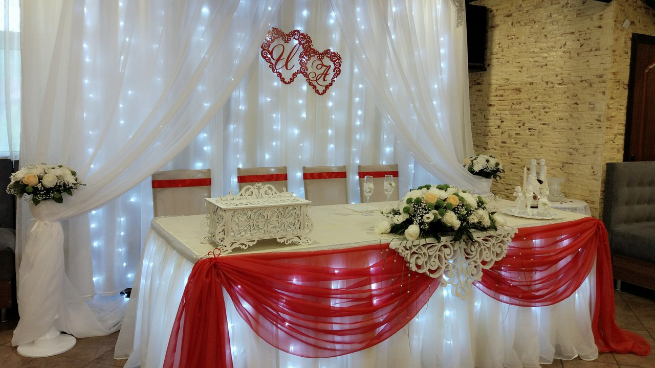 Свадьба в стиле Раффаело