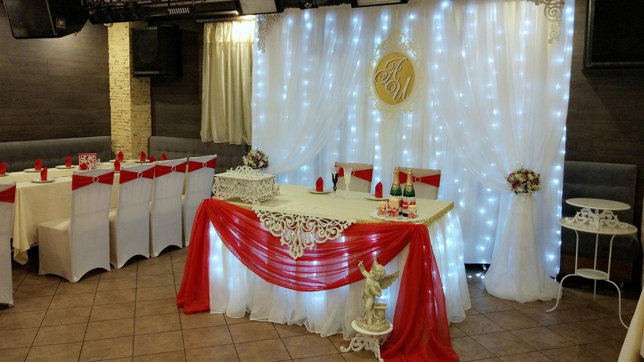 Свадьба в стиле Рокко