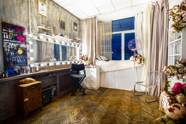 АРЕНДА РАБОЧЕГО МЕСТАдля визажистов, парикмахеров,бровистов обсуждается индивидуально