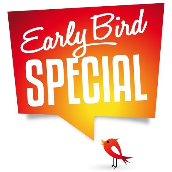Ранние пташки - выгода 20%Оплатите участие до 23.05 и получите колосальную экономию